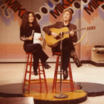 John Lennon and Yoko Ono on 'The Mike Douglas Show'
