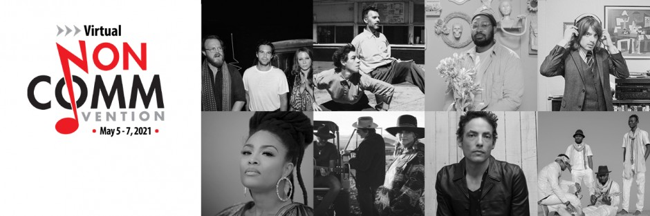 NON-COMM 2021 brings you performances by Tune-Yards, Valerie June, Bartees Strange, The Wallflowers and more