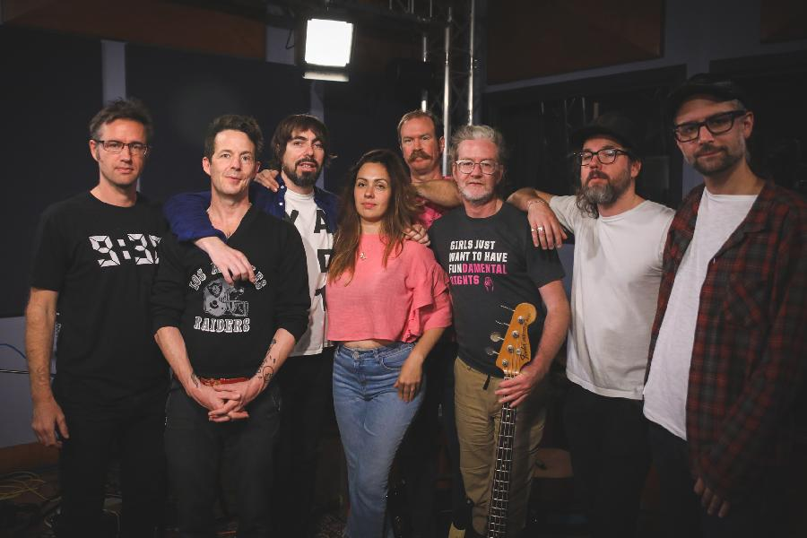 Broken Social Scene On World Cafe