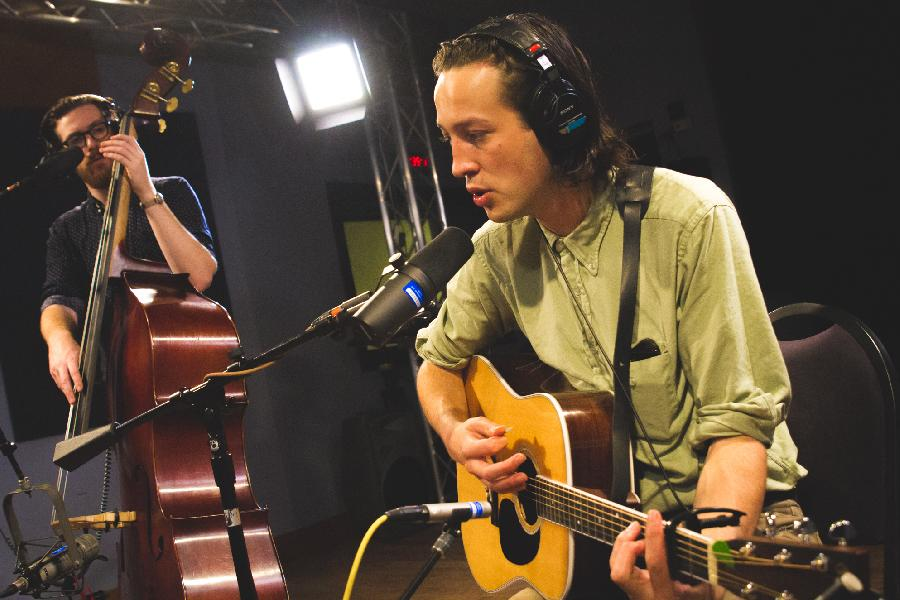 Marlon Williams On World Cafe