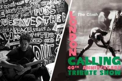 "Double Header: G Love and The Clash ""London Calling"" tribute"