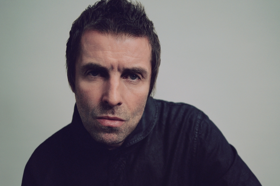 Liam Gallagher Has A Lot To Be Happy About