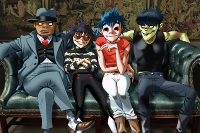 Gorillaz On World Cafe