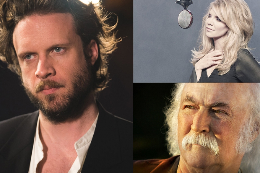 Encore Week: Father John Misty, Alison Krauss, David Crosby And More