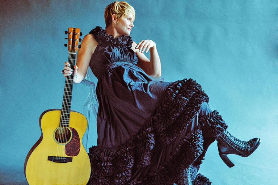 Shawn Colvin on World Cafe
