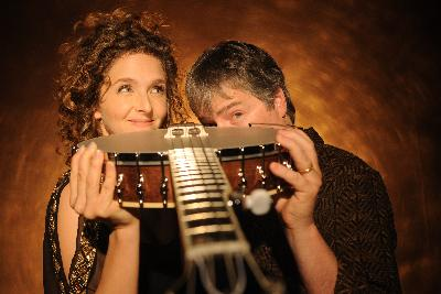 Bela Fleck And Abigail Washburn On World Cafe