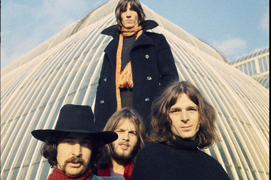 Pink Floyd's Nick Mason On World Cafe