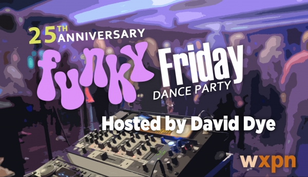 Funky Friday Dance Party Tour