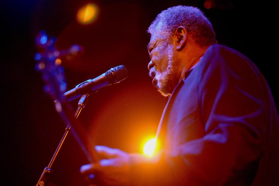 Sherman Holmes On World Cafe