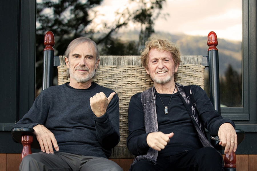 Jon Anderson And Jean-Luc Ponty On World Cafe