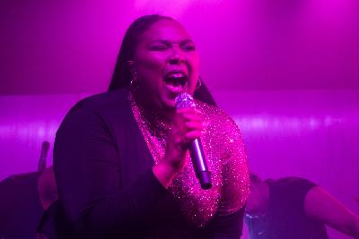Lizzo Is In The Eye Of A Superstar Storm