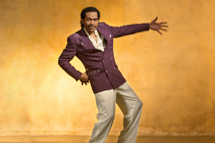 Bobby Rush On World Cafe