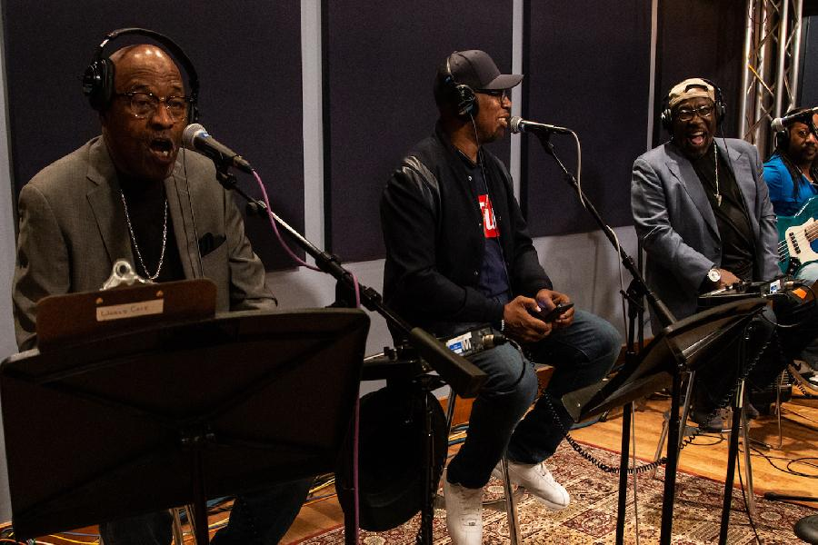 The O'Jays Want The World To Catch Up To The Love Train