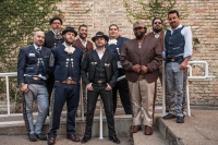 Latin Roots #57 - New Songs From Austin's Latin Funk Orchestra Grupo Fantasma