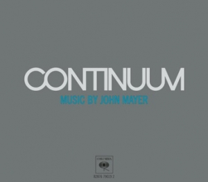 John Mayer - Continuum - Aware / Columbia