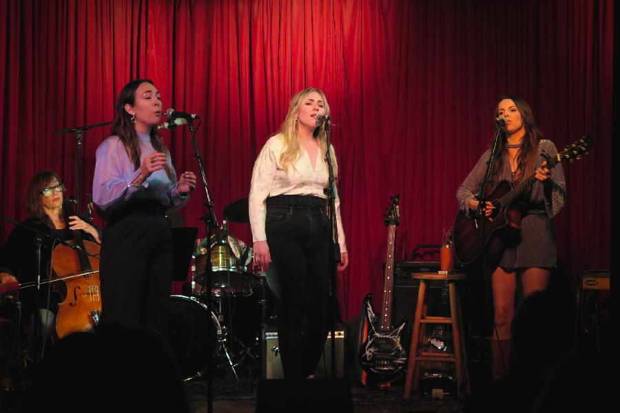 LA Trio JEMS Creates Harmonies And Songs To Stand The Test Of Time