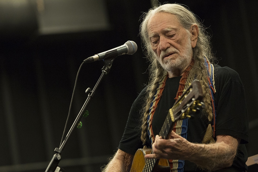 Willie Nelson On World Cafe