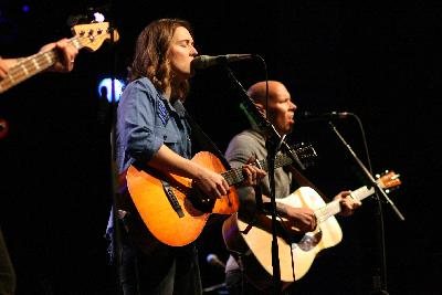 Brandi Carlile On World Cafe
