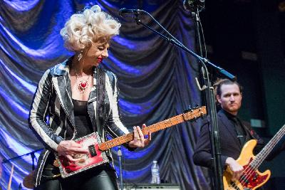 Honed On The Road, Samantha Fish's Music Is Bold And Expressive