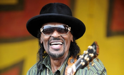 Chuck Brown on World Cafe Vintage