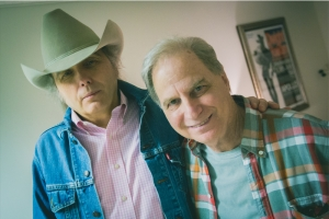 Dwight Yoakam and Lenny Waronker
