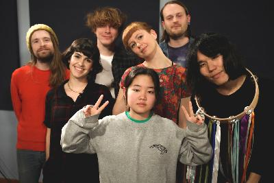 Superorganism On World Cafe