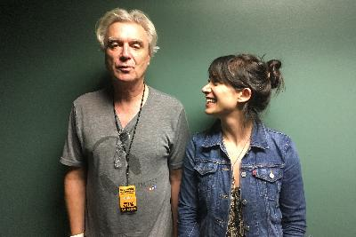 David Byrne Digs For Wonder