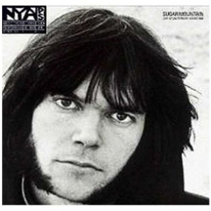 Neil Young - Sugar Mountain – Live At Canterbury House, 1968 - Reprise
