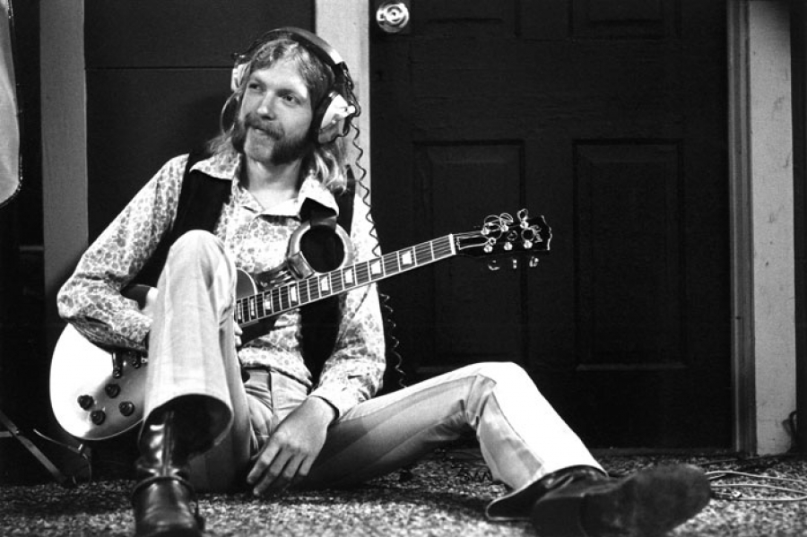 Duane Allman - The Greatest Slide Guitarist Ever