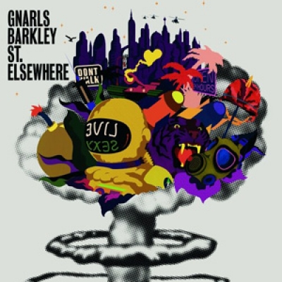 Gnarls Barkley - St Elsewhere - Downtown