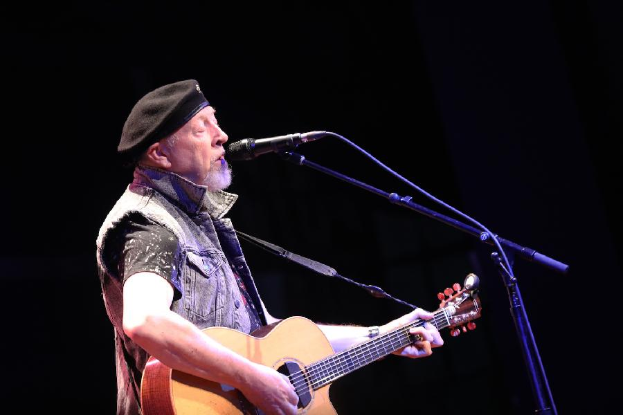 Richard Thompson On World Cafe