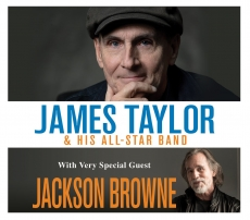 FRONT ROW JAMES TAYLOR TICKETS