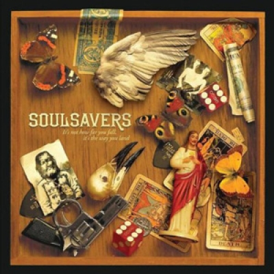Soulsavers - It's Not How You Fall, It's The Way You Land - Red Ink