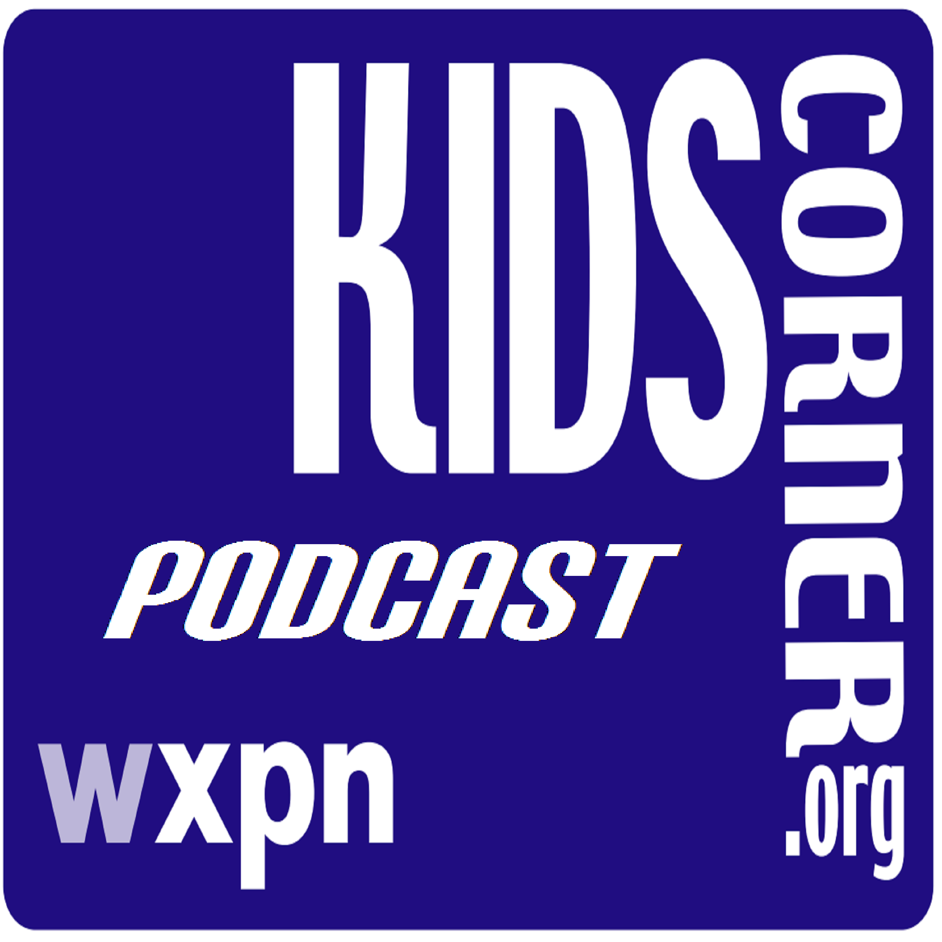 Kids Corner Podcast on XPN