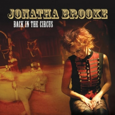 Jonatha Brooke - Back In The Circus - Bad Dog/Verve