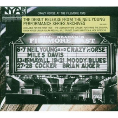Neil Young and Crazy Horse - Live At The Fillmore East - Reprise