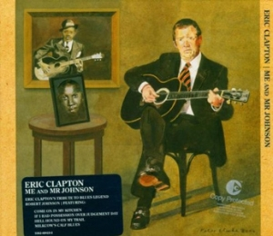 Eric Clapton - Me and Mr Johnson - Warner Brothers