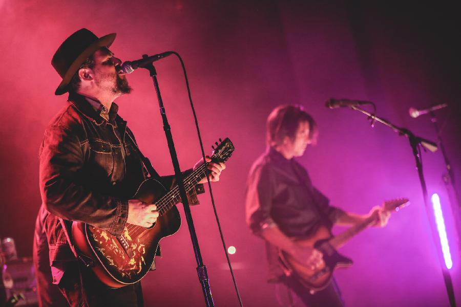 Drive-By Truckers On World Cafe