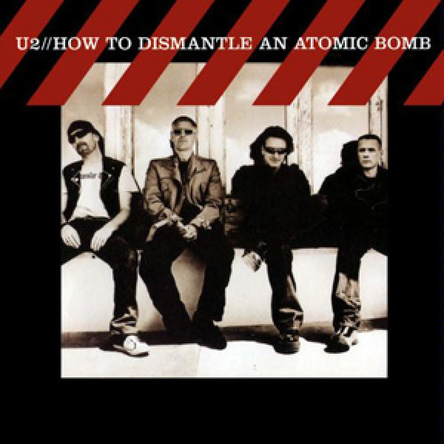 U2 - How To Dismantle An Atomic Bomb - Interscope Records