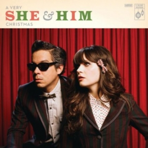 She & Him - A Very She & Him Christmas - Merge