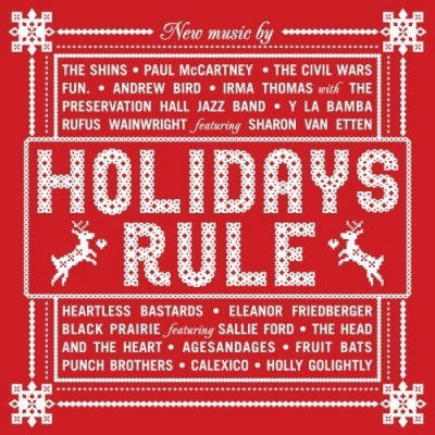 Various Artists - Holidays Rule - Hear Music/Concord
