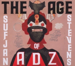 Sufjan Stevens - The Age of Adz - Asthmatic Kitty