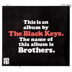 The Black Keys - Brothers - Nonesuch