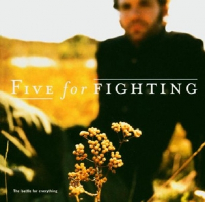 Five For Fighting - The Battle for Everything - Sony