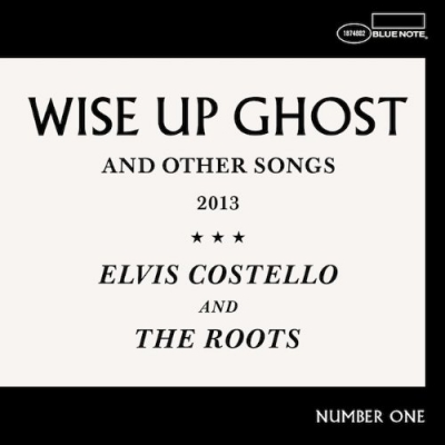 Elvis Costello and the Roots - Wise Up Ghost and Other Songs - XPN CD of the Month