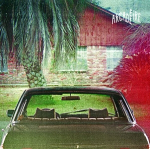 Arcade Fire - The Suburbs - Merge