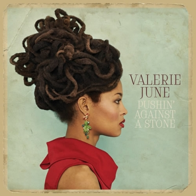 September CD of the Month: Valerie June - Pushin Against A Stone