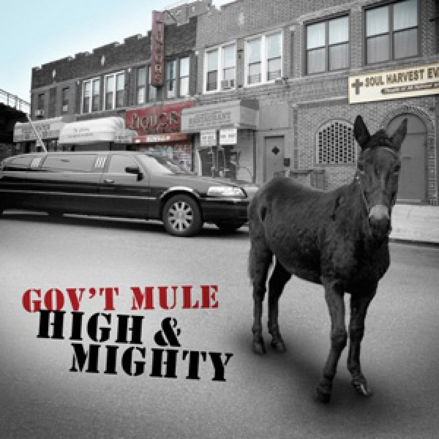 Gov't Mule - Mighty High - ATO